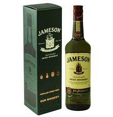 jameson irish whiskey gift