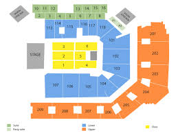 Cfe Arena Seating Chart Concerts Simplyitickets