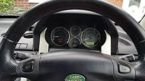 Airbag Warning Light Mot Land Rover Freelander 2005 Mot Failure Due To Srs Airbag Light On Fault Finding And Repair