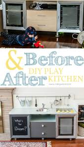 Kids Kitchen Furniture Secrets Of How We Built Our Diy Play Kitchen For Under 90