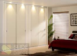 master closet ideas sliding wardrobe doors 4 door kit exclusive vertical stripe design 2390 4100mm wide 3 2214 p