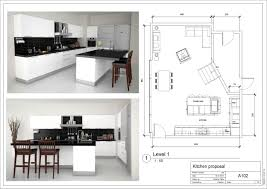 Freelance Drafting 013 Audacious Kitchen Floor Plansd Design Ideas Wonderful Modern