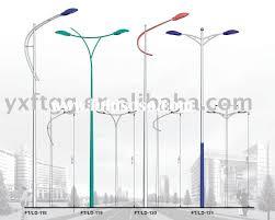 Street Lighting Design Street Light Poles Street Light Poles Manufacturers In