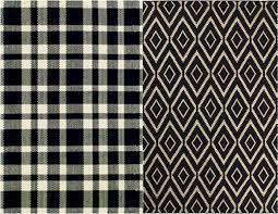 black and white geometric rug. geometric pattern black and white rug