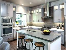 white dark grey countertops cabinets with wood crystal quartz colored gray white kitchen cabinets with dark grey gray countertops