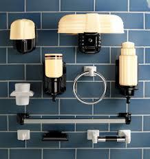 Art Deco Bathroom Accessories Chandler Streamline Single Porcelain Hook Rejuvenation