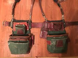 here is something i have never seen on this sub these are my occidental leather tool bags