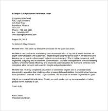 4 Recommendation Letters For Job Find Word Letters