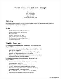 Customer Service Sales Resume Customer Service Sales Resume Templates Resume Resume Examples 1