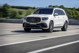 There's no way around the fact that this suv is heavy, but with a standard. 2020 Mercedes Amg Gls 63 S And Gle 63 S Revealed With 603 Hp