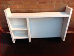 desktop shelving units prettier desk add shelves on shelf