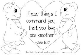 Small Picture Coloring Page Christian Valentine Coloring Pages Coloring Page