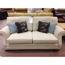 piece suite in oatmeal fabric