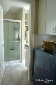 Rental House Tour ~ The Boys' Bathroom | Harbour Breeze Home
