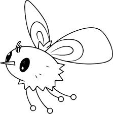 Coloriage Lougaroc Forme Diurne Pokemon Soleil Lune Dessin A