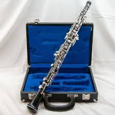 Fox 300 Full Conservatory Professional Oboe Near Mint Left