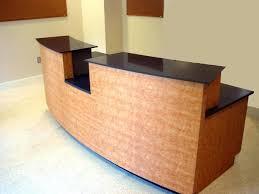 custom reception desk custom reception desks custom reception desk los angeles custom reception desk