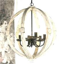 wood and metal chandelier wooden orb chandelier wood and metal orb chandelier fabulous round wood chandelier