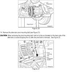 Nissan Maxima Bolt Pattern Simple 4848 Nissan Maxima Alternator Replacement Procedure