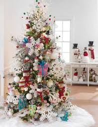 Christmas Tree Decorating Idea U2013 Very Large Ornaments  Country Snowflakes For Christmas Tree
