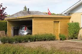 Garage Carport Fredlund Byg