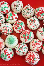 christmas oreo balls. Fine Christmas NoBake Oreo Truffles U2013 Nofuss Nobake Incredibly Addictive Intended Christmas Balls The Comfort Of Cooking
