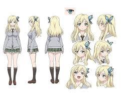 anime character design sheet. Simple Anime Visit Throughout Anime Character Design Sheet I