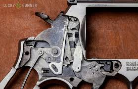 How to clean and maintain a Smith Wesson Revolver The Captain s.