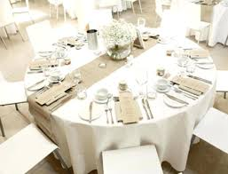 round table runners wish 90 x 15 inch burlap fit 5ft tables the intended for 7