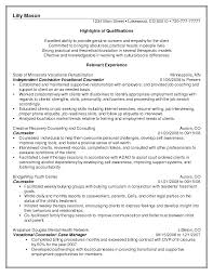 Guidance Counselor Resume Ideas Collection 24 [ Guidance Counselor Resume Nurse Resume Sample 9