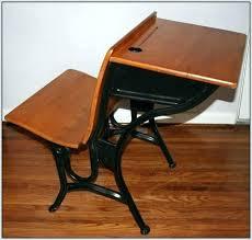 wooden school desk and chair. Vintage School Chairs Desk And Chair Combo . Wooden D