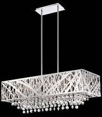 chandelier fascinating rectangular chandelier lighting rectangular chandelier dining room rectangle white iron and round white