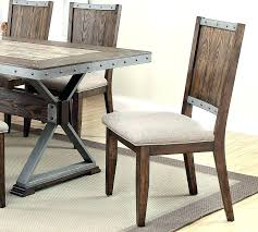 industrial style outdoor furniture. Charming Industrial Outdoor Furniture Style Dining Table Set With Regard To . E