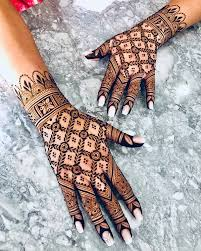 Mehndi Design Image 8 Types Of Mehndi Designs From Different Culture And Origin