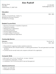 How To Make A Resume With No Work Experience New No Work History