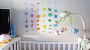 How To Make A Crib Mobile With Foamy - DIY Home Tutorial - Guidecentral -  YouTube