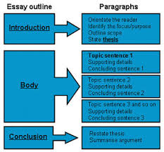 structure of a research essay academic essay essay structure template