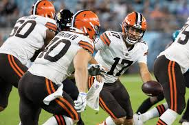 cleveland browns following win over jaguars