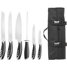 Cangshan 61741 6Piece Knife Edge Guard Set Black  Cangshan Professional Kitchen Knives