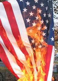 the first amendment for kids layers of learning a us flag being burned in protest just before the 2008 election some people think flag burning is not a legitimate form of speech