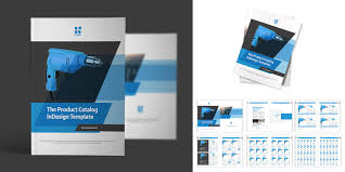 Product Catalog Templates Product Catalog Indesign Template