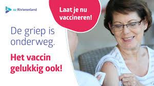 Laat je vaccineren tegen griep!