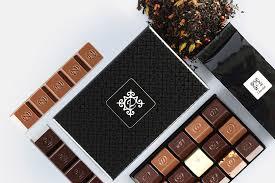 black tea chocolate