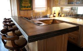 Wood Bar Top Best Cheap Bar Top Ideas Photos 3d House Designs Veerleus