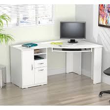 white office corner desk. Beadboard Smart Corner Desk Pbteen With Regard To White Plan Office