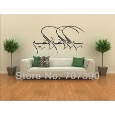 new ic designs moslim home stickers wall paper decor art