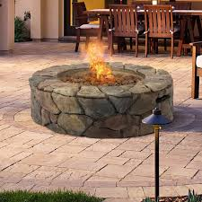 how to build a propane fire pit how to make a propane fire table