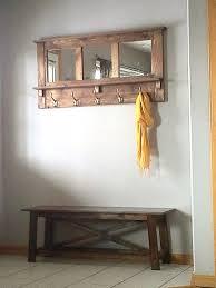 Heavy Duty Coat Rack Stands Coat rack wall coat rack mirrored coat rack rustic coat rack 52