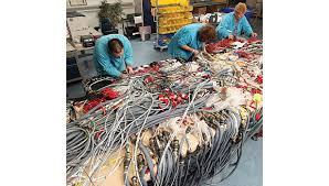 conquering complexity 2013 07 01 assembly magazine harness manufacturing process at Wire Harness Manufacturers