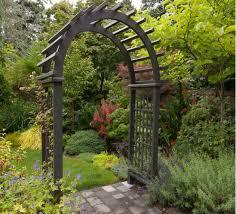 Small Picture Garden Entrance Arbor Designs Arbors Pinterest Garden